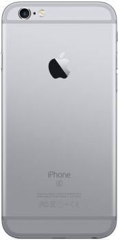 iPhone 6s 16 ГБ Серый космос задняя крышка