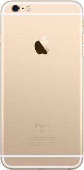 iPhone 6s Plus 16 ГБ Золотой задняя крышка