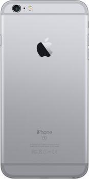 iPhone 6s Plus 128 ГБ Серый космос задняя крышка