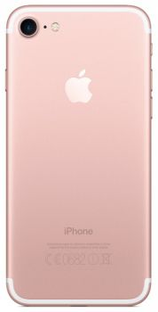 iPhone 7 256 ГБ Розовый задняя крышка