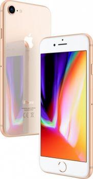 iPhone 8 256 ГБ Золотой задняя крышка и дисплей