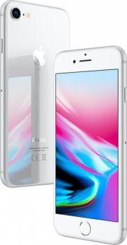 iPhone 8 64 ГБ Серебристый задняя крышка и дисплей