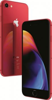 iPhone 8 256 ГБ Красный задняя крышка и дисплей