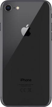 iPhone 8 256 ГБ Серый космос задняя крышка