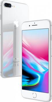 iPhone 8 Plus 256 ГБ Серебристый задняя крышка и ободок