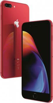 iPhone 8 Plus 64 ГБ Красный задняя крышка и дисплей