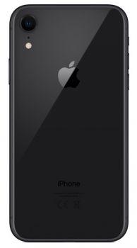 iPhone XR 128 ГБ черный задняя крышка