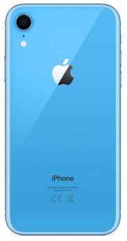 iPhone XR 128 ГБ синий задняя крышка