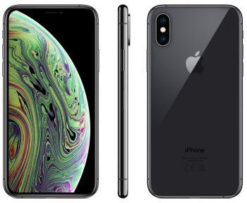 iPhone XS 64 ГБ «серый космос» задняя крышка ободок и диспелй
