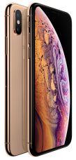 iPhone XS Max 256 ГБ золотой задняя крышка с камерой и дисплей