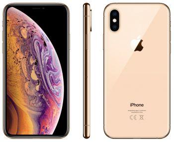 iPhone XS Max 256 ГБ золотой задняя крышка ободок и дисплей