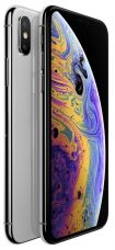 iPhone XS Max 256 ГБ серебристый задняя крышка с камерой и дисплей