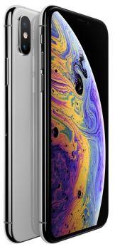 iPhone XS Max 512 ГБ серебристый задняя крышка с камерой и дисплей